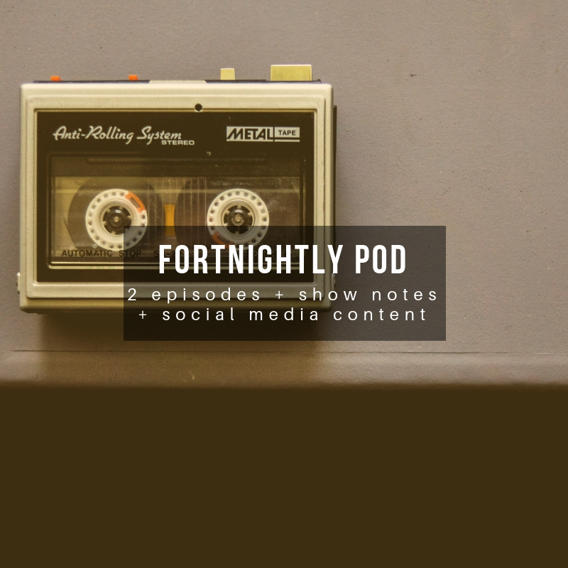 Fortnightly Pod